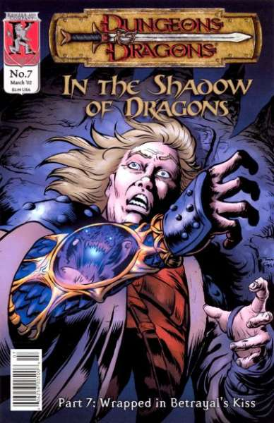 Dungeons & Dragons: In the Shadow of Dragons #7 comic books for sale
