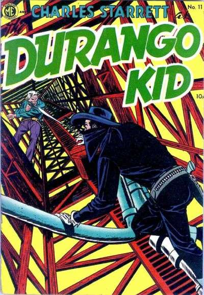Durango Kid #11 comic books for sale