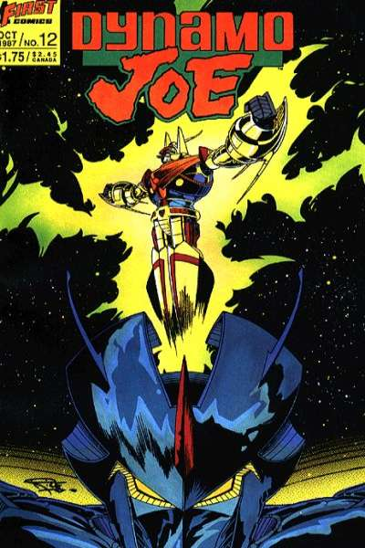 Dynamo Joe #12 comic books for sale