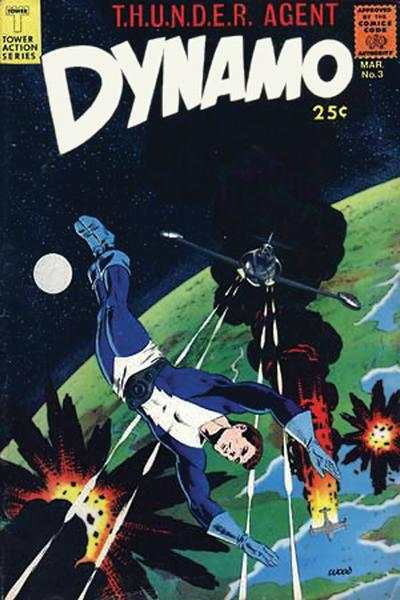 Dynamo #3 Comic Books - Covers, Scans, Photos  in Dynamo Comic Books - Covers, Scans, Gallery