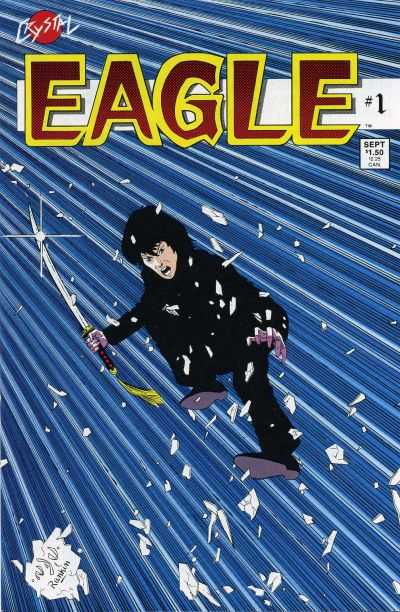Eagle comic books