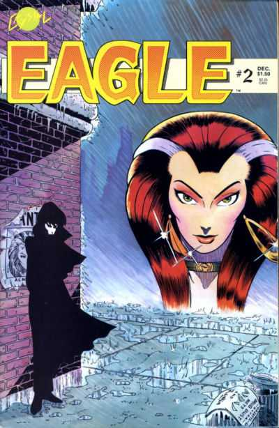 Eagle #2 comic books - cover scans photos Eagle #2 comic books - covers, picture gallery