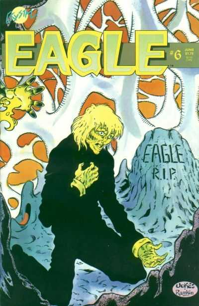 Eagle #6 Comic Books - Covers, Scans, Photos  in Eagle Comic Books - Covers, Scans, Gallery