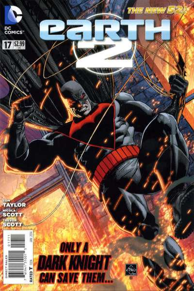Earth 2 #17 Comic Books - Covers, Scans, Photos  in Earth 2 Comic Books - Covers, Scans, Gallery