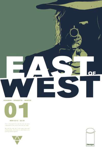 East of West Comic Books. East of West Comics.