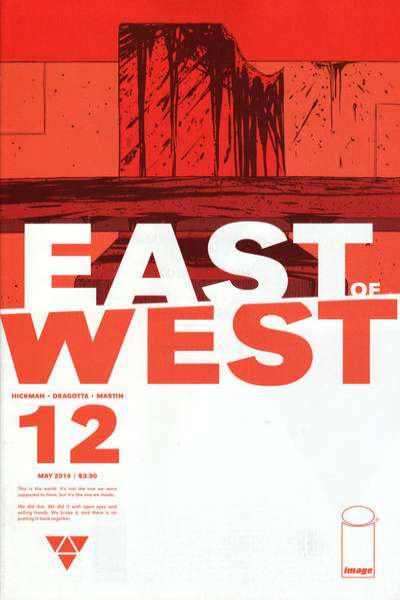 East of West #12 comic books for sale