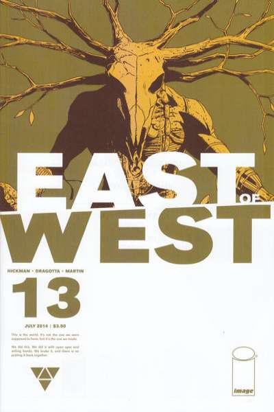 East of West #13 comic books for sale