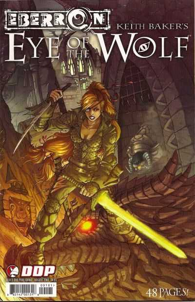 Eberron: Eye of the Wolf comic books