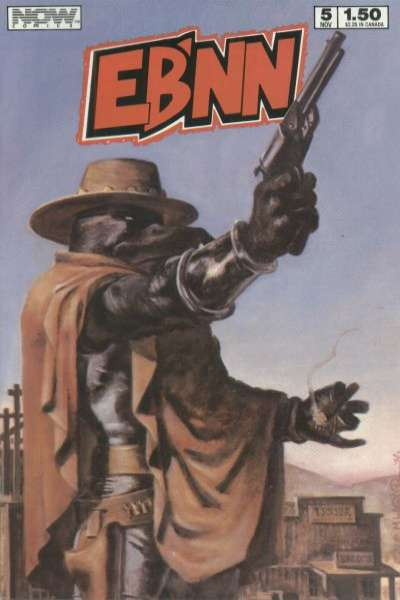 Eb'nn #5 comic books for sale