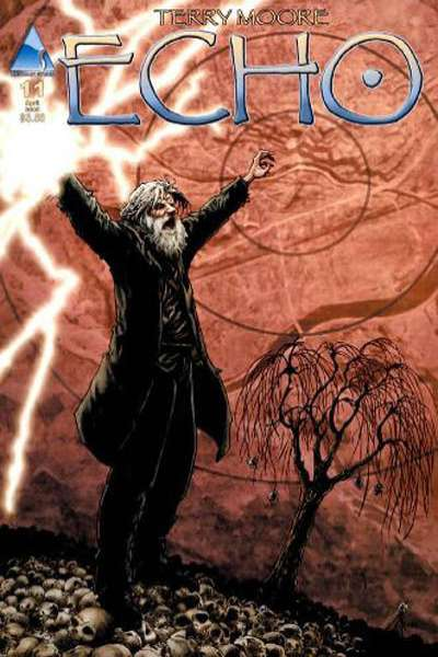 Echo #11 Comic Books - Covers, Scans, Photos  in Echo Comic Books - Covers, Scans, Gallery