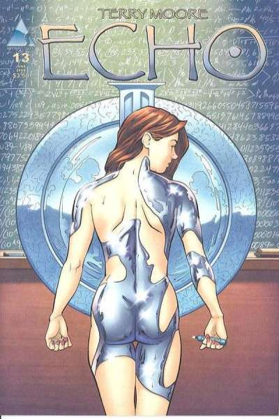 Echo #13 Comic Books - Covers, Scans, Photos  in Echo Comic Books - Covers, Scans, Gallery