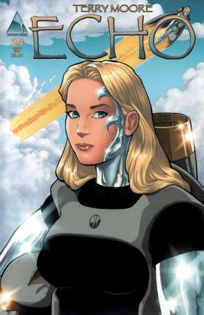 Echo #24 Comic Books - Covers, Scans, Photos  in Echo Comic Books - Covers, Scans, Gallery