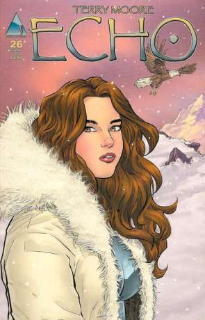 Echo #26 Comic Books - Covers, Scans, Photos  in Echo Comic Books - Covers, Scans, Gallery