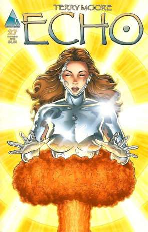 Echo #27 Comic Books - Covers, Scans, Photos  in Echo Comic Books - Covers, Scans, Gallery