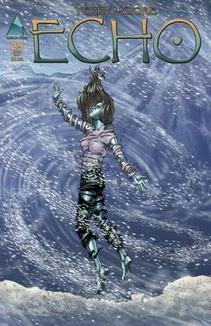 Echo #29 Comic Books - Covers, Scans, Photos  in Echo Comic Books - Covers, Scans, Gallery