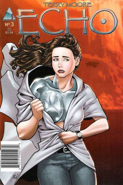 Echo #3 comic books for sale