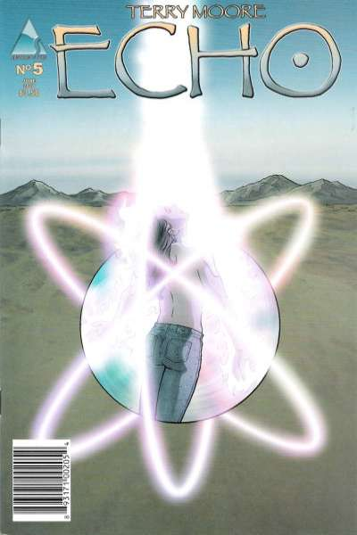 Echo #5 comic books for sale
