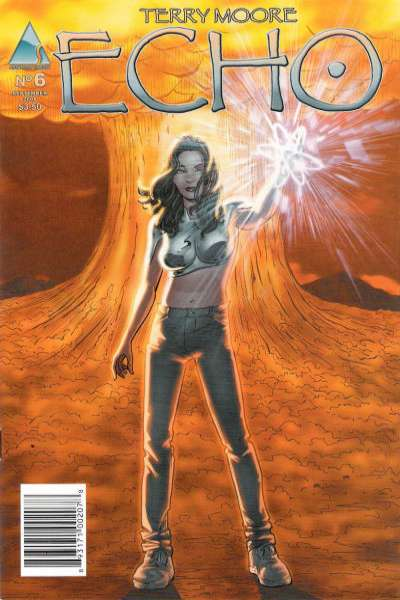 Echo #6 comic books for sale