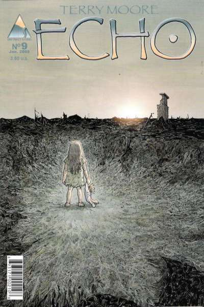 Echo #9 comic books for sale