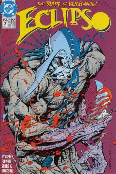 Eclipso #3 comic books for sale
