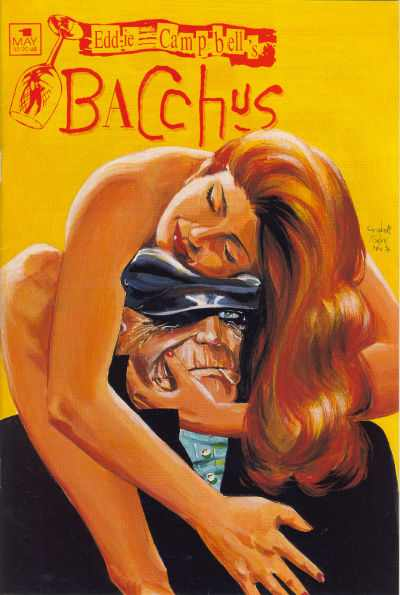 Eddie Campbell's Bacchus comic books