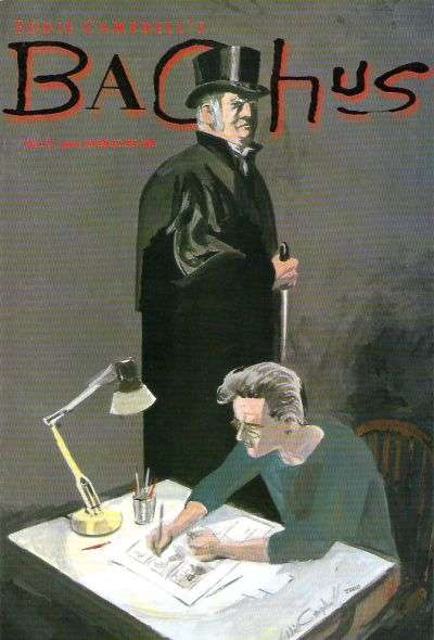 Eddie Campbell's Bacchus #53 Comic Books - Covers, Scans, Photos  in Eddie Campbell's Bacchus Comic Books - Covers, Scans, Gallery