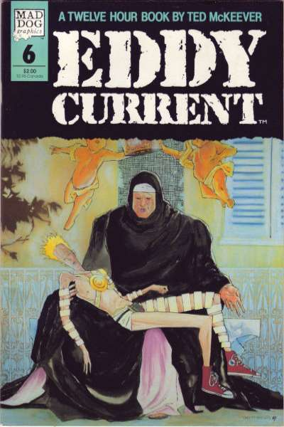 Eddy Current #6 comic books for sale