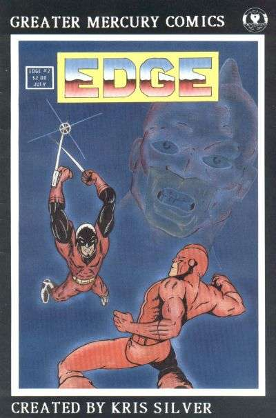 Edge #2 comic books for sale