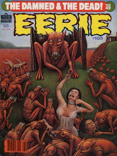 Eerie #103 comic books for sale