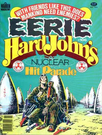 Eerie #106 Comic Books - Covers, Scans, Photos  in Eerie Comic Books - Covers, Scans, Gallery