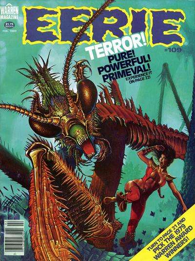 Eerie #109 Comic Books - Covers, Scans, Photos  in Eerie Comic Books - Covers, Scans, Gallery