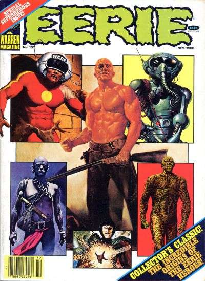 Eerie #137 Comic Books - Covers, Scans, Photos  in Eerie Comic Books - Covers, Scans, Gallery