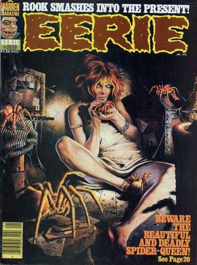 Eerie #89 comic books - cover scans photos Eerie #89 comic books - covers, picture gallery