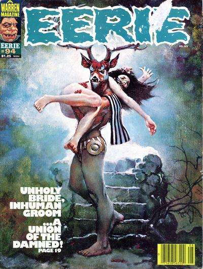 Eerie #94 Comic Books - Covers, Scans, Photos  in Eerie Comic Books - Covers, Scans, Gallery