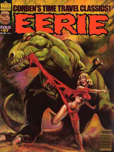Eerie #97 comic books - cover scans photos Eerie #97 comic books - covers, picture gallery