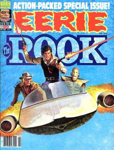 Eerie #99 Comic Books - Covers, Scans, Photos  in Eerie Comic Books - Covers, Scans, Gallery