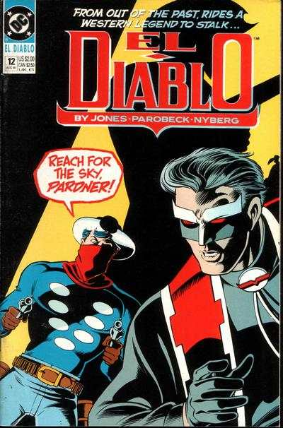 El Diablo #12 comic books for sale