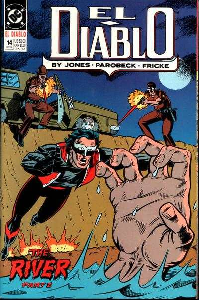 El Diablo #14 comic books - cover scans photos El Diablo #14 comic books - covers, picture gallery