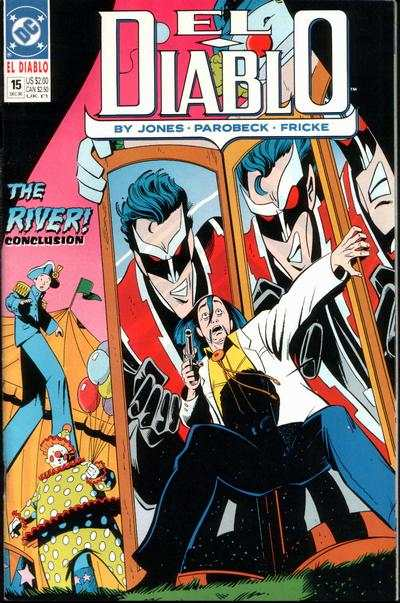 El Diablo #15 comic books for sale