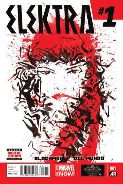 Elektra Comic Books. Elektra Comics.