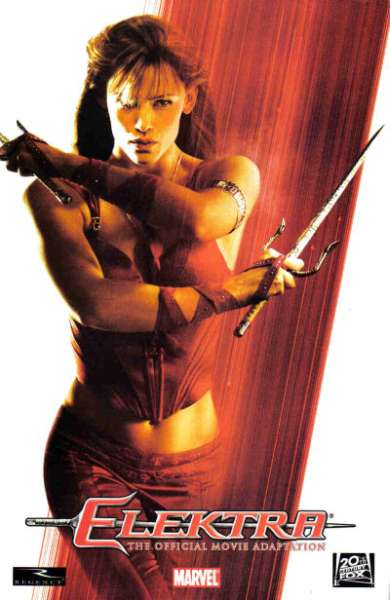 Elektra: The Movie #1 comic books for sale