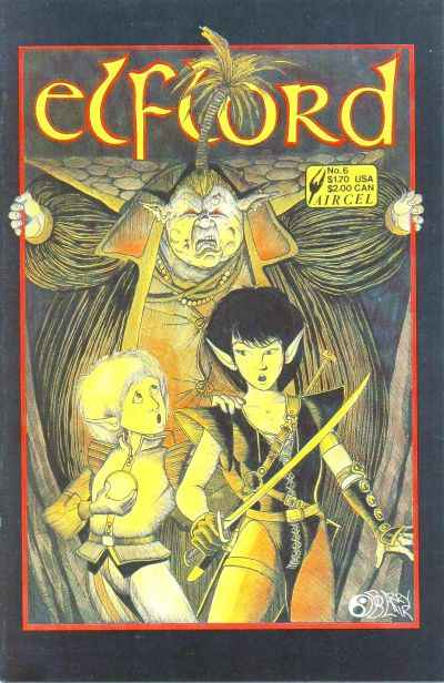 Elflord #6 Comic Books - Covers, Scans, Photos  in Elflord Comic Books - Covers, Scans, Gallery