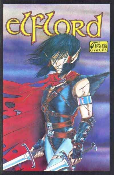 Elflord comic books