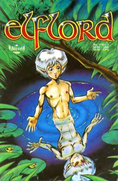 Elflord #11 Comic Books - Covers, Scans, Photos  in Elflord Comic Books - Covers, Scans, Gallery