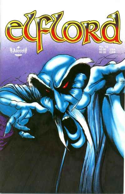 Elflord #13 Comic Books - Covers, Scans, Photos  in Elflord Comic Books - Covers, Scans, Gallery