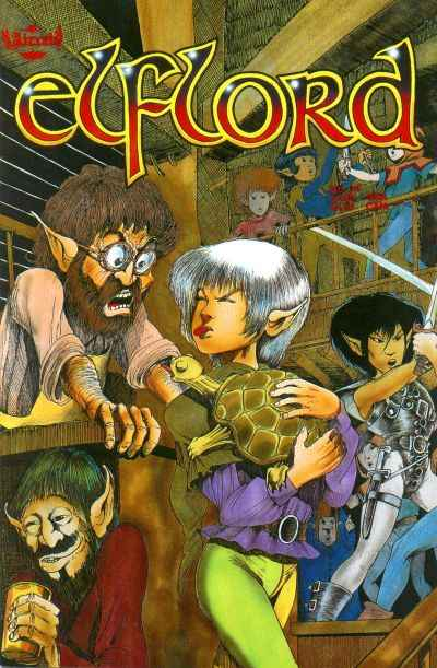 Elflord #14 comic books - cover scans photos Elflord #14 comic books - covers, picture gallery