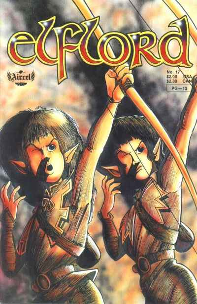 Elflord #17 Comic Books - Covers, Scans, Photos  in Elflord Comic Books - Covers, Scans, Gallery