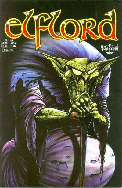 Elflord #19 Comic Books - Covers, Scans, Photos  in Elflord Comic Books - Covers, Scans, Gallery