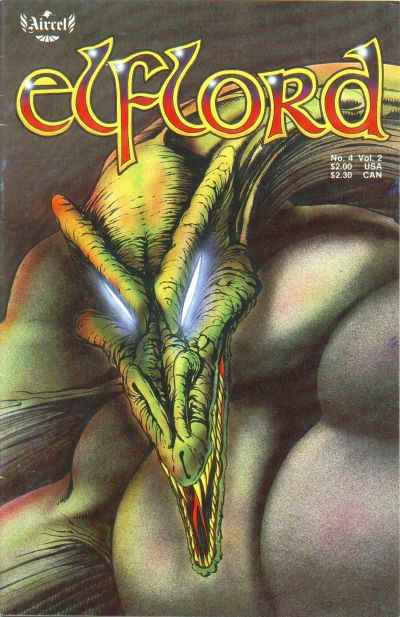 Elflord #4 Comic Books - Covers, Scans, Photos  in Elflord Comic Books - Covers, Scans, Gallery