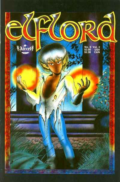 Elflord #8 comic books - cover scans photos Elflord #8 comic books - covers, picture gallery